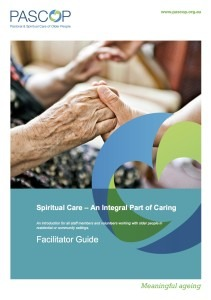 Spiritual Care – An Integral Part of Caring cover