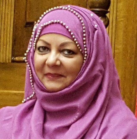 Mahjabeen Ahmad