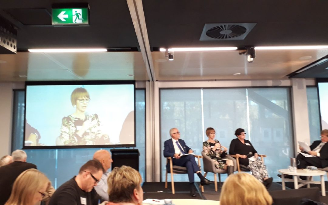 Aged Care Workforce: living well a priority