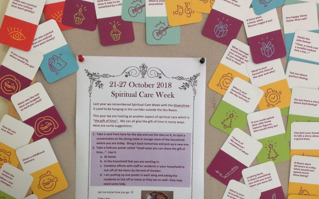Member Story: Celebrating Spiritual Care Week