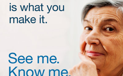 See Me. Know Me. empowers seniors to select providers who see beyond the grey hair