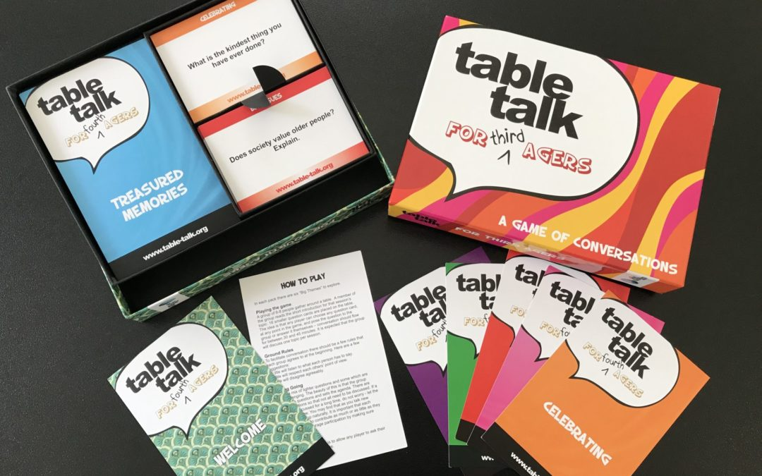 Table Talk – A Conversation Game