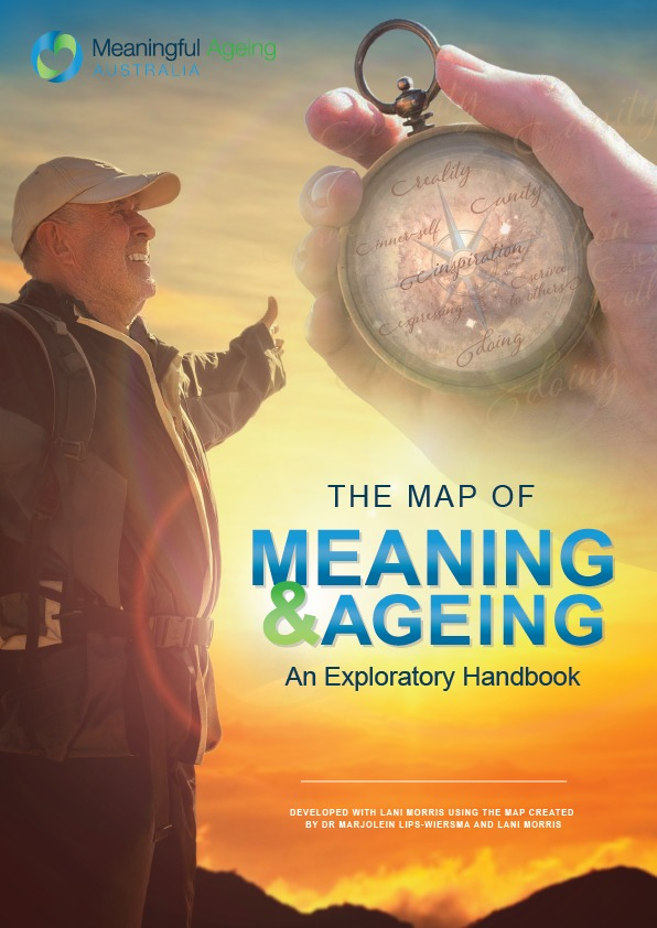Map of Meaning & Ageing | Meaningful Ageing Australia Map Meaning on