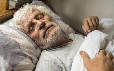 End of life spiritual needs in residential aged care