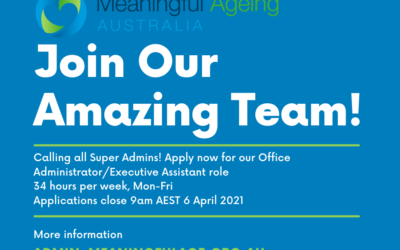 We are hiring! Calling all Super Admins!!